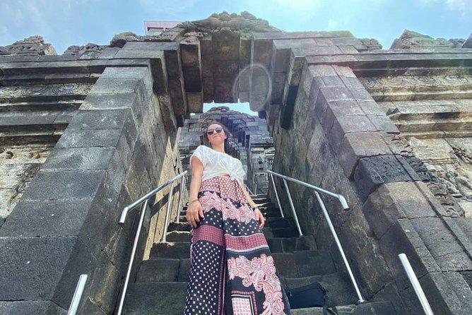 Shore Excursion to Borobudur Temple from Semarang Port Cruise Port
