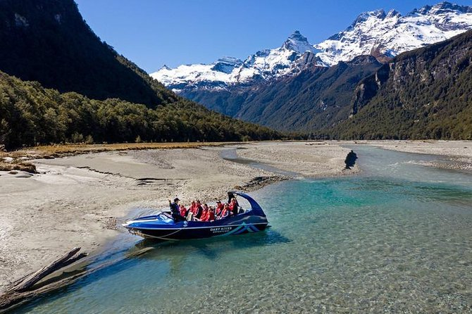 Dart River Jet Boat Ride and Guided Wilderness Tour from Queenstown