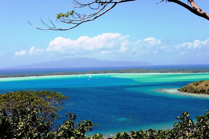 Descoberta da Ilha Bora Bora por ATV / QUAD