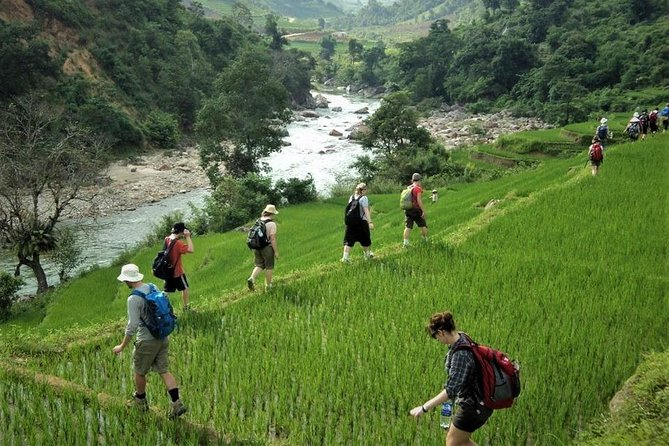 Ma Tra and Ta Phin Village Private Trekking Tour from Sapa photo 3