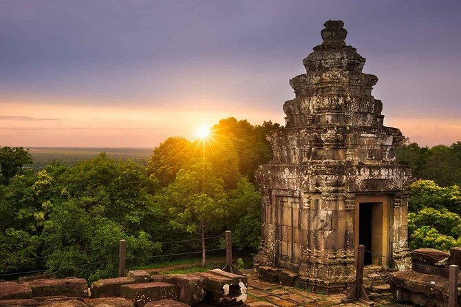 Phnom Bakheng Sunset Tours