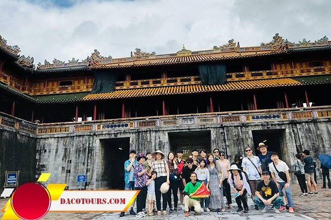 Hue Imperial City Daily Ingroup Tour via Hai Van Pass photo 1