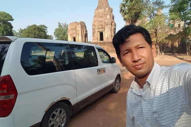 To Go Angkor Wat by Tuk Tuk, Car, Van ( Best Tour ) photo 13