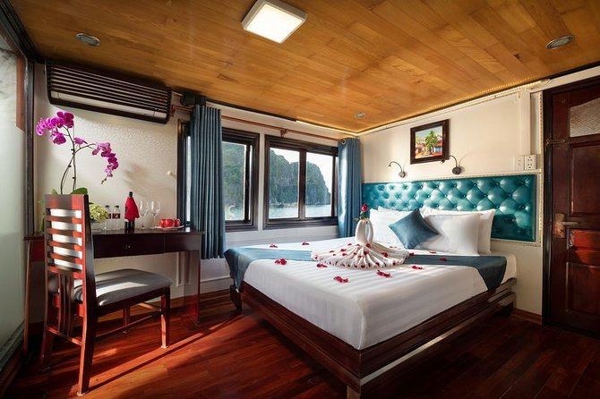 Charm Cruise HaLong Bay Cruise 2 Days 1 Night