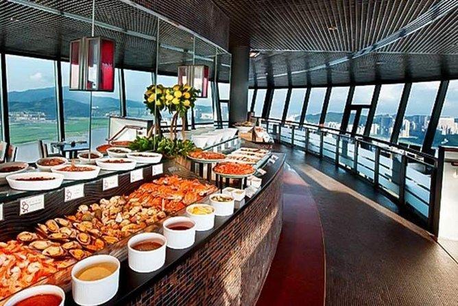 Macau Tower 360 ° Café Lunch Buffet