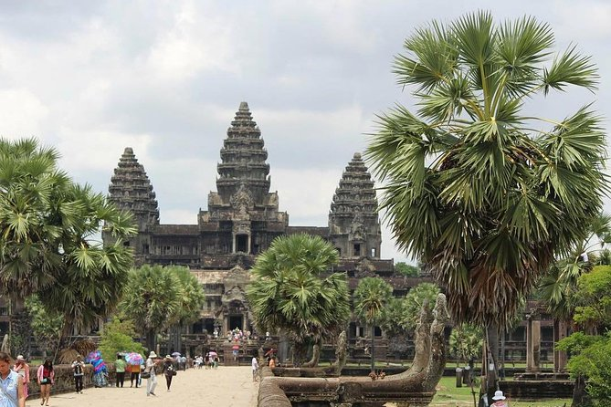 Private Angkor Four Best Temples Tour