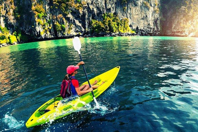 Full Day James Bond Canoeing Tour