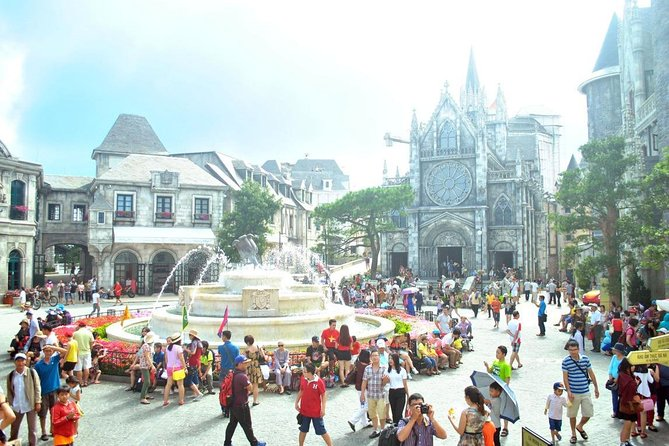Explore 1 day Ba Na Hills - Amusement Park photo 9