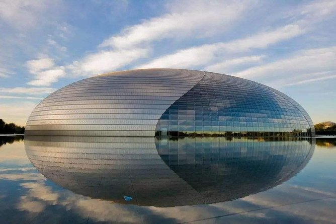 Excellent Beijing Architecture Day Tour