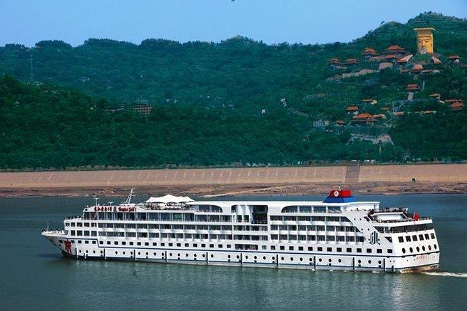Yangtze River Deluxe Cruise 4D/3N from Chongqing to Yichang: Yangtze Gold Cruise