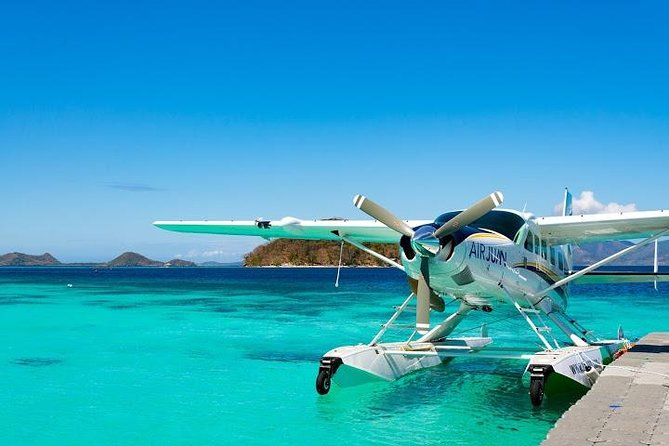 Boracay Seaplane Island Tour