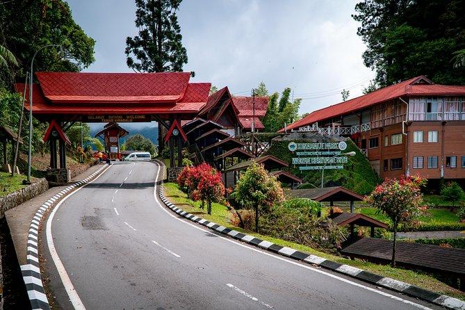 UNESCO Kinabalu National Park (Main Entrance)