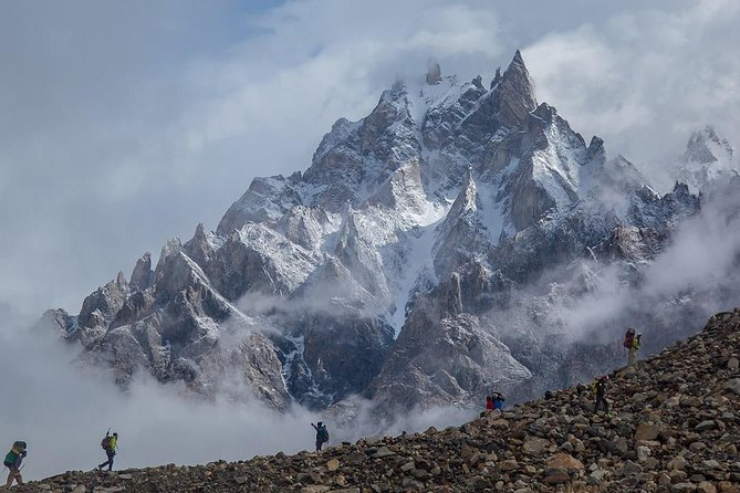K2 Base Camp & GONDOGORO LA TREK 2020 photo 7