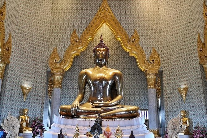 Bangkok 4 Hours Tour By Private Guide photo 3