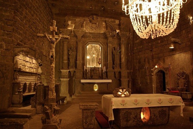 Private Guided Tour to Wieliczka Salt Mine photo 2