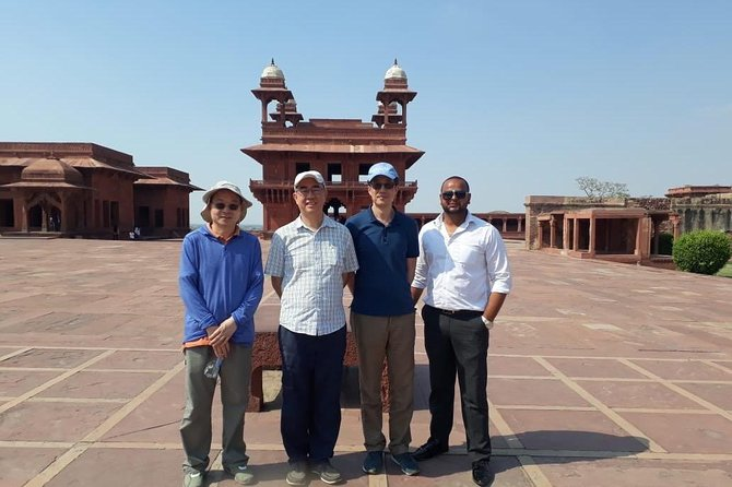 Day tour to Taj Mahal & Agra fort from Delhi,5 star hotel lunch included . photo 87