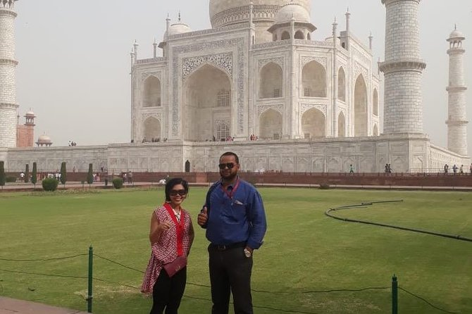 Day tour to Taj Mahal & Agra fort from Delhi,5 star hotel lunch included . photo 80