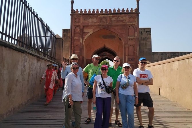 Day tour to Taj Mahal & Agra fort from Delhi,5 star hotel lunch included . photo 32