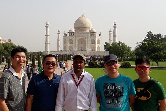 Day tour to Taj Mahal & Agra fort from Delhi,5 star hotel lunch included . photo 36