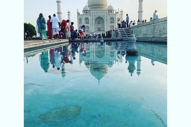 Day tour to Taj Mahal & Agra fort from Delhi,5 star hotel lunch included . photo 63