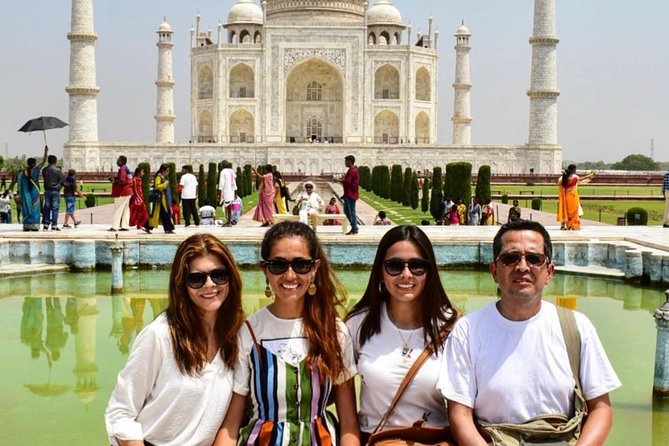 Day tour to Taj Mahal & Agra fort from Delhi,5 star hotel lunch included . photo 37