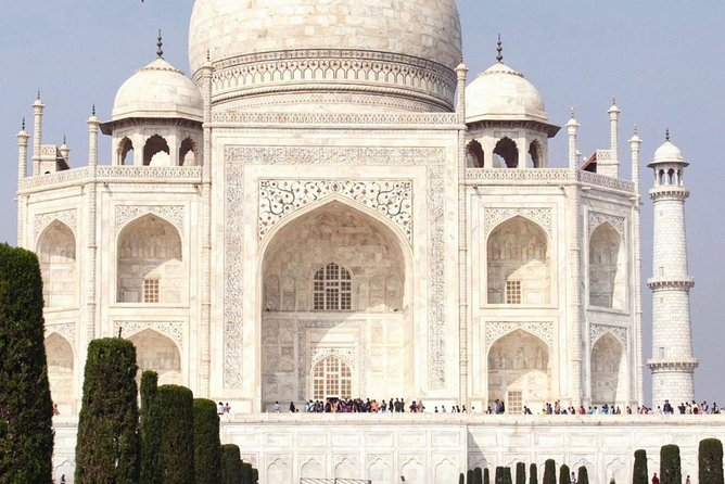 Day tour to Taj Mahal & Agra fort from Delhi,5 star hotel lunch included . photo 59