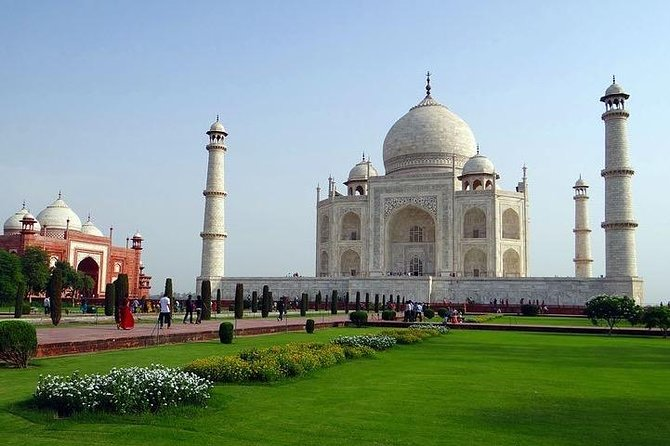 Day tour to Taj Mahal & Agra fort from Delhi,5 star hotel lunch included . photo 21