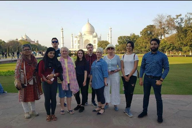 Day tour to Taj Mahal & Agra fort from Delhi,5 star hotel lunch included . photo 22
