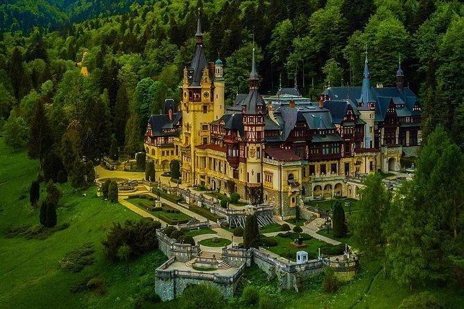 La Gita ai 2 castelli e Transilvania di 1 Giorno