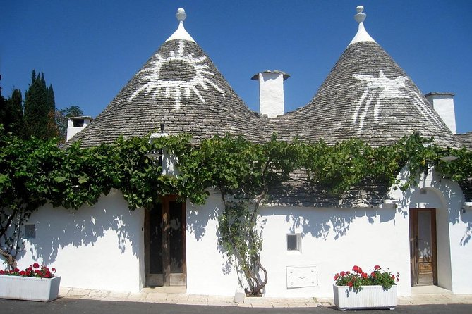 Tour with transfer from Matera to Alberobello