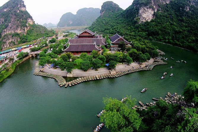Hang Mua–Tam Coc– Bai Dinh–Trang An 2days 1night tour From Hanoi
