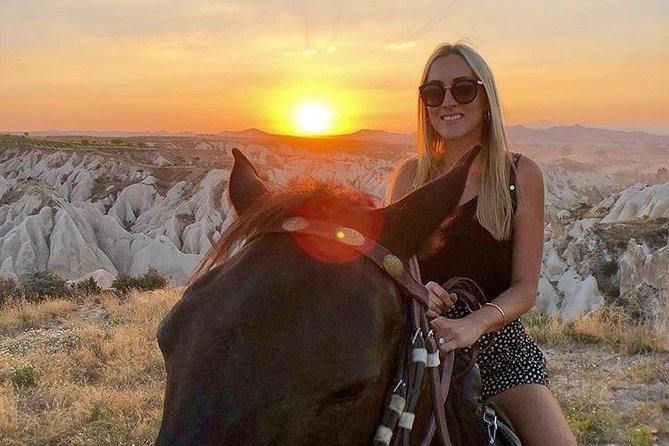 Best Sunrise Horse Riding Tour in Cappadocia - Min.2 pax.