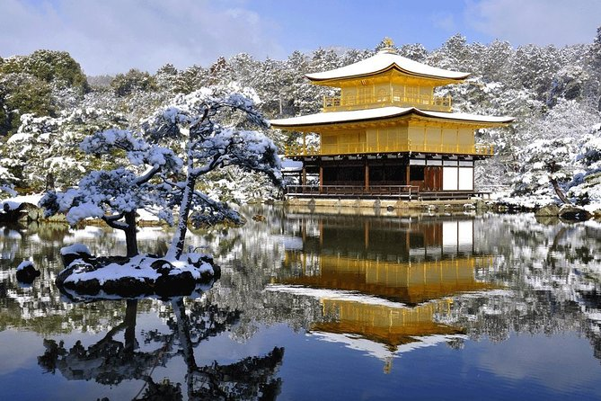 1-Day Kyoto Private Custom Tour from Osaka by Chartered Vehicle
