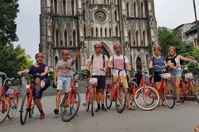 Real Hanoi Bicycle Experience Tour