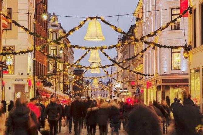 Oslo's Christmas Spirit Private Walking Tour