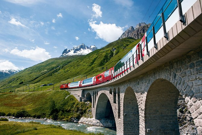 3-Day Glacier Express Self-Guided Tour from Zurich
