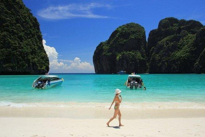 Premium Tour Phi Phi Khai Island by Speed Boat