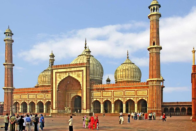 Old Delhi And New Delhi Private Full Day Guided Tour photo 6