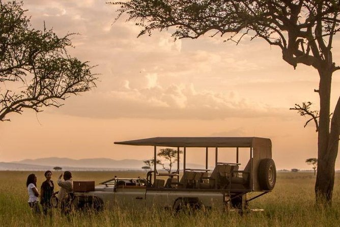 5 Days 4 Nights Exclusive Luxury Tanzania Safari