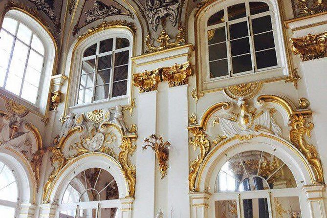 How to fall in love with Saint-Petersburg per one day!