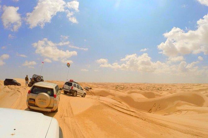 Wadi Bani Khalid & Desert Safari