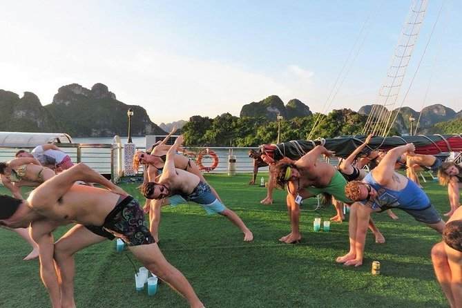 Oasis Bay Party Cruise 5 Star - Ha Long Bay 2 Days 1 Night (For Young People) photo 3
