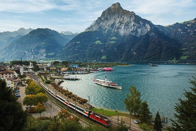 Swiss Travel Pass 8 Dias