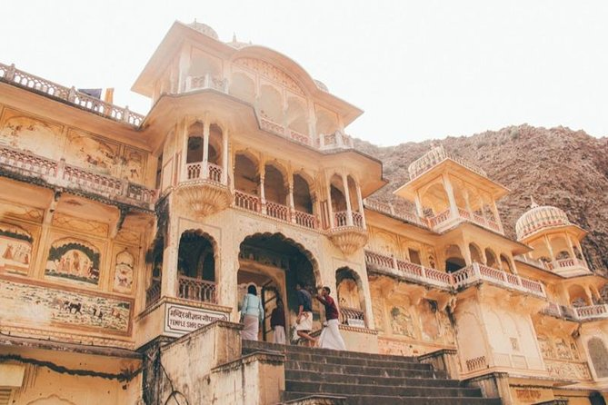 Tour to Abhaneri from Jaipur- Traditional stepwells and temple visit photo 1