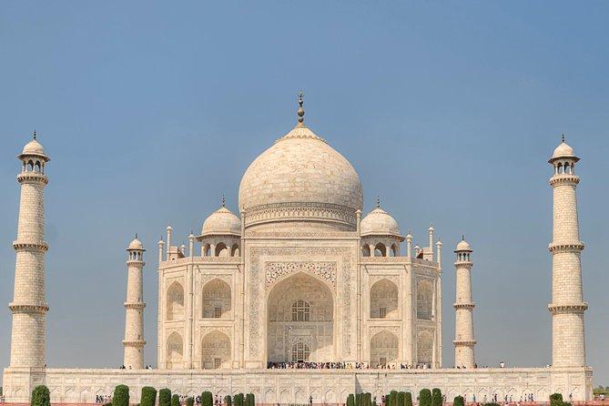 Taj Mahal Day Tour by private car.