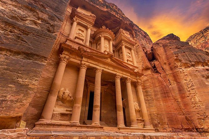 Full Day Adventure to Petra from Amman