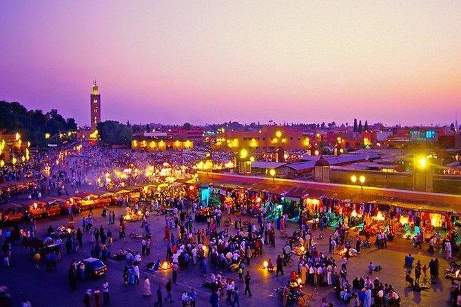 Half day tour Marrakech - Private