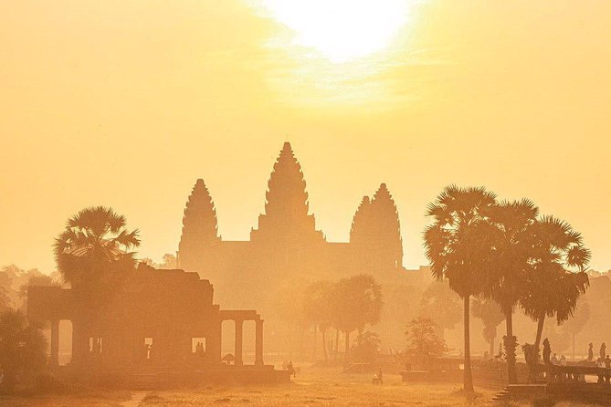 Sunrise at Angkor Private Tour by Car (everything is included in the package) photo 1