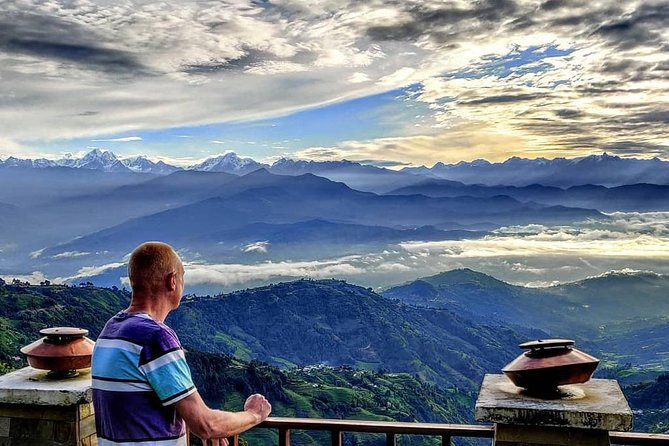 Private Day Tour to Hill Station Nagarkot (Hiking) and Heritage #visitnepal2020