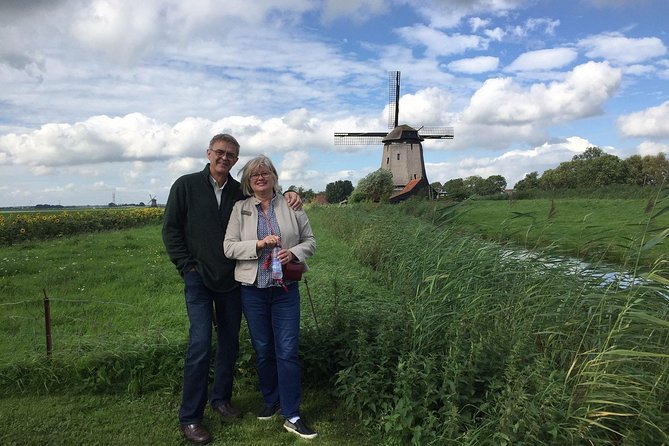 Schiphol Layover Private Tour - Windmills, Countryside, Amsterdam!